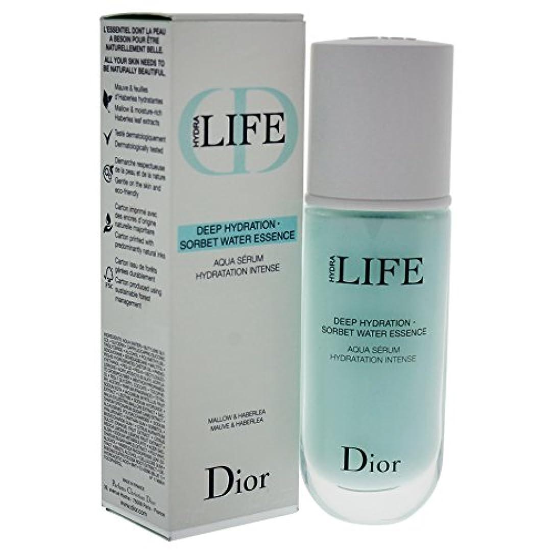 雑種マイク可愛いクリスチャンディオール Hydra Life Deep Hydration - Sorbet Water Essence 40ml/1.3oz並行輸入品