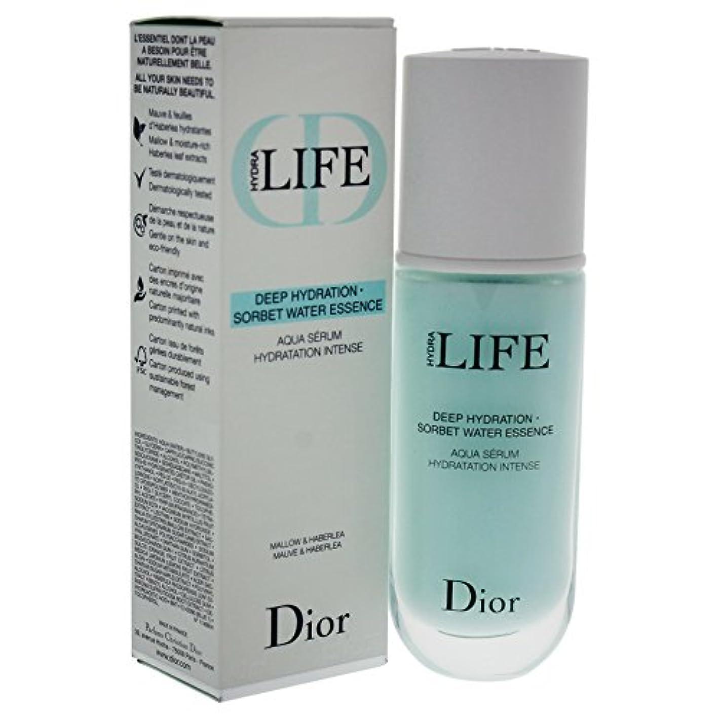 安定した廃棄リットルクリスチャンディオール Hydra Life Deep Hydration - Sorbet Water Essence 40ml/1.3oz並行輸入品