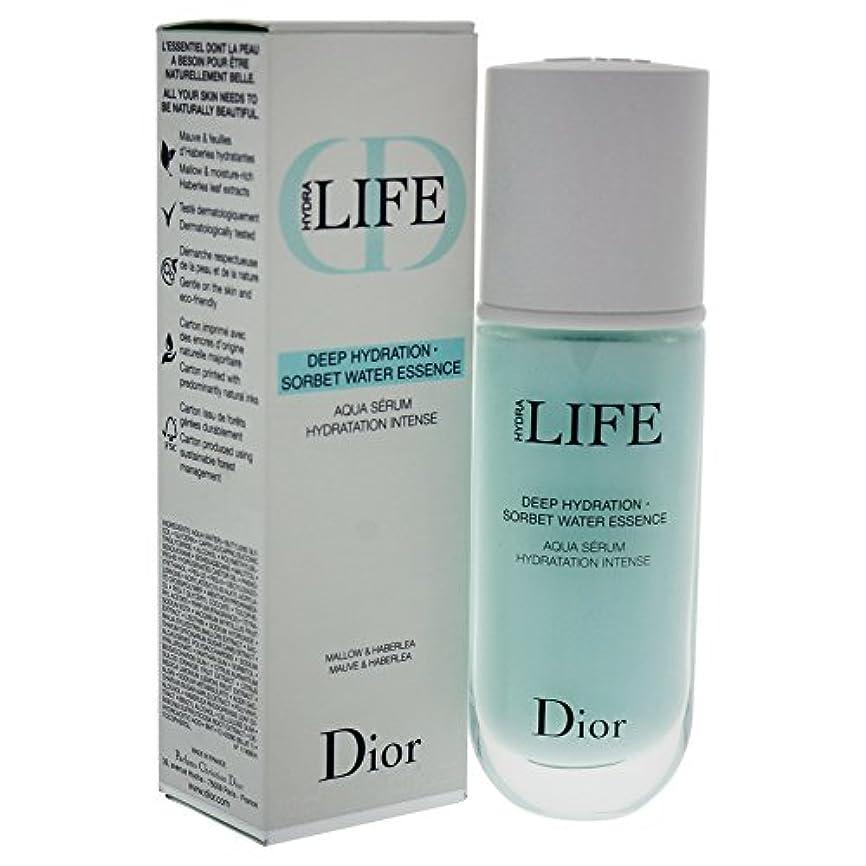 概念ジュース敗北クリスチャンディオール Hydra Life Deep Hydration - Sorbet Water Essence 40ml/1.3oz並行輸入品