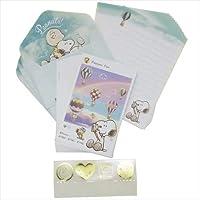 ダイヤ型封筒ミニミニレター/スヌーピー_フォト 92474