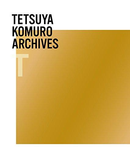 """[画像:TETSUYA KOMURO ARCHIVES """"T""""(CD4枚組)]"""