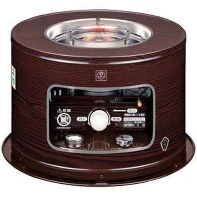 コロナ 石油こんろ(煮炊き用)【暖房器具】CORONA 木目 KT-1618-M