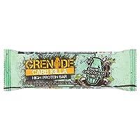 [Grenade] 手榴弾炭水化物のKillaのミントダークチョコレート60グラム - Grenade Carb Killa Mint Dark Chocolate 60G [並行輸入品]
