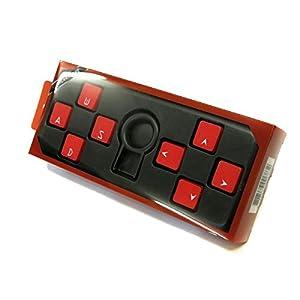 サイズ Cherry MX軸対応 交換用キーキャップすべらないWASD MXKC-WASD