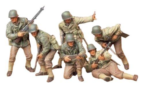 1/35 MM アメリカ歩兵 攻撃セット 35192