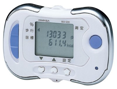 携帯型 体脂肪計 BMI表示 歩数計 万歩計 カロリー計 B...