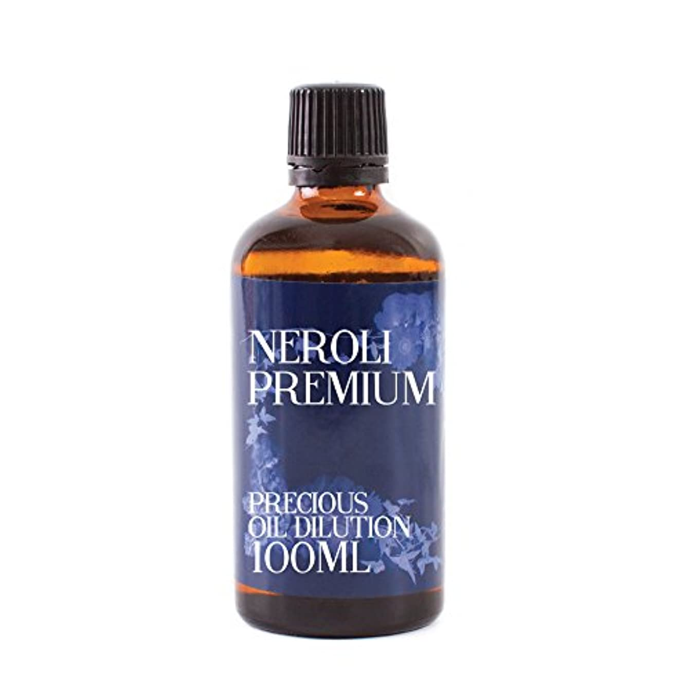 馬鹿げた教科書松Mystic Moments | Neroli Premium Essential Oil Dilution - 100ml - 3% Jojoba Blend