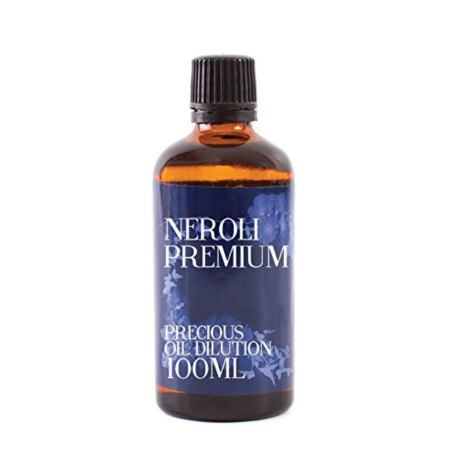 追い越す宣教師腸Mystic Moments | Neroli Premium Essential Oil Dilution - 100ml - 3% Jojoba Blend