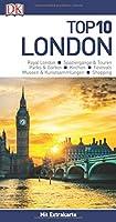 Top 10 Reisefuehrer London: mit Extra-Karte und kulinarischem Sprachfuehrer zum Herausnehmen