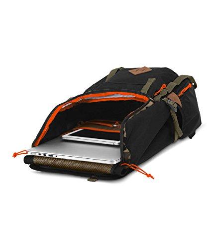 JANSPORT ハチェット Hatchet ブラックカモフェイド Black Camo Fade 0BL T52S0BL バックパック タウンユース