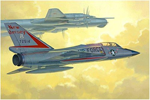 Trumpeter 1/72 United States Air Force F-106B Delta DART plastic 01683