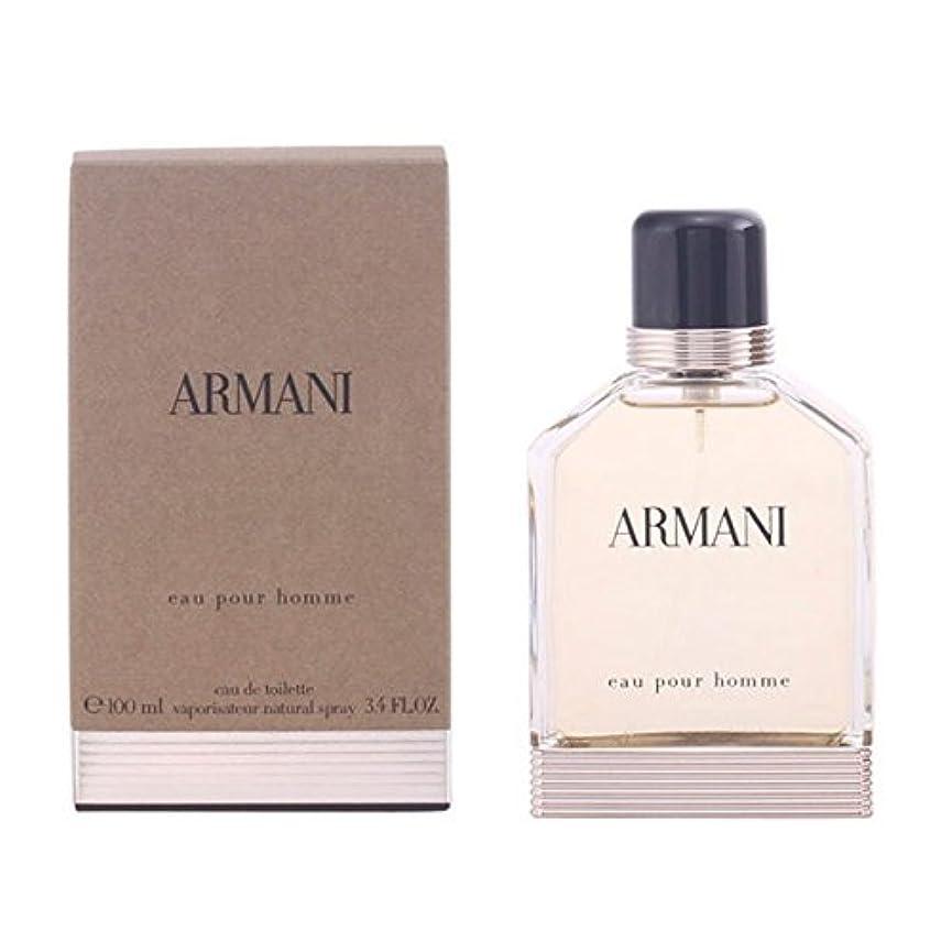 戻す湿った第九ジョルジオ アルマーニ GIORGIO ARMANI アルマーニ プールオム EDT SP 100ml [並行輸入品]