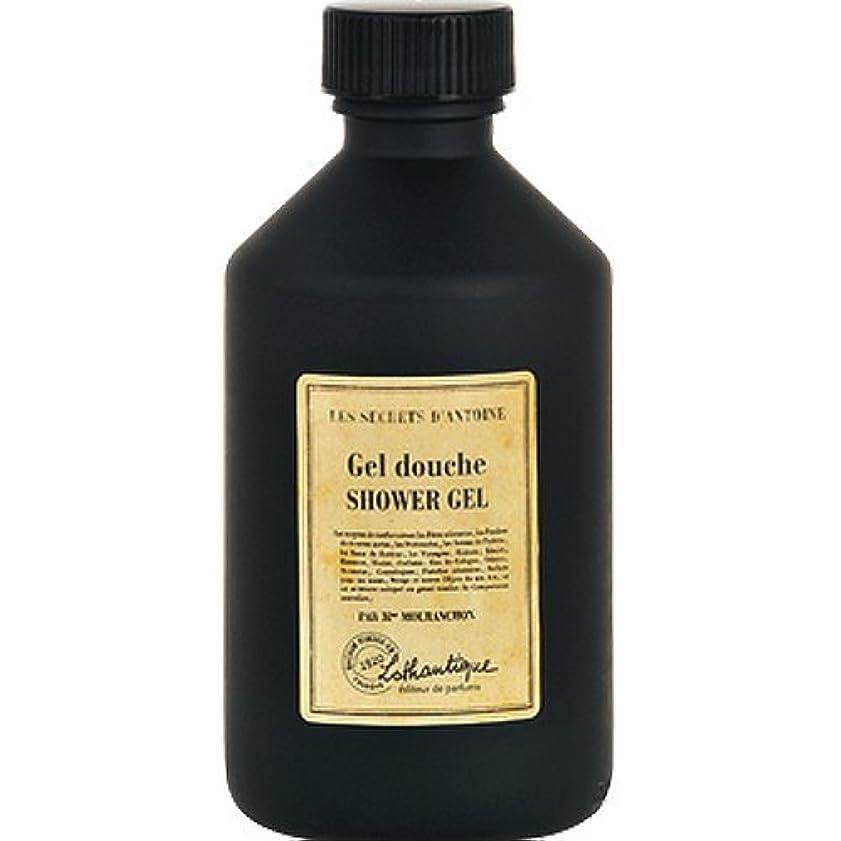 微生物ブラウン湿ったLothantique(ロタンティック) LES SECRETS D' ANTOINE(シークレットアントワーヌ) ボディウォッシュ 200ml 3420070037015