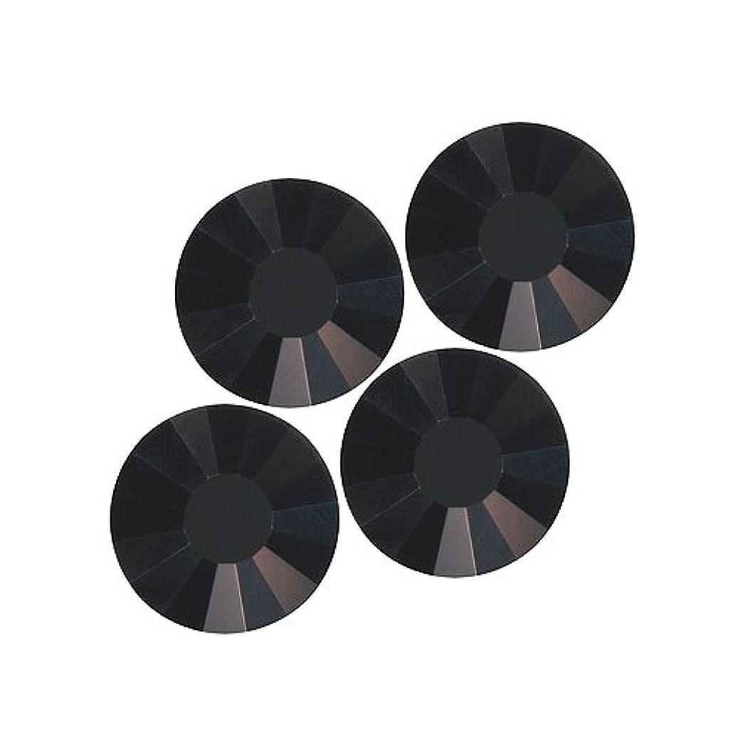 コーラス輪郭リーダーシップバイナル DIAMOND RHINESTジェット SS8 720粒 ST-SS8-JET-5G