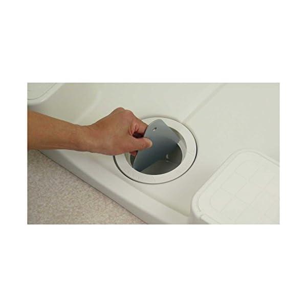 カクダイ トラップ締付工具 洗濯機パン用 対応...の紹介画像4