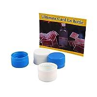 【手品 マジック】カードinボトル カードスルーボトル サインカードが瓶に入る 貫通マジック 近景マジック道具 手品道具