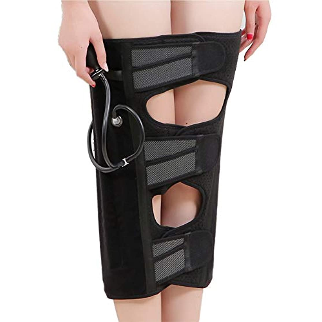 集まる計算する計画O/Xタイプの脚矯正ベルトバンドを矯正する脚矯正ベルト、調節可能な脚矯正ベルトベルトの矯正