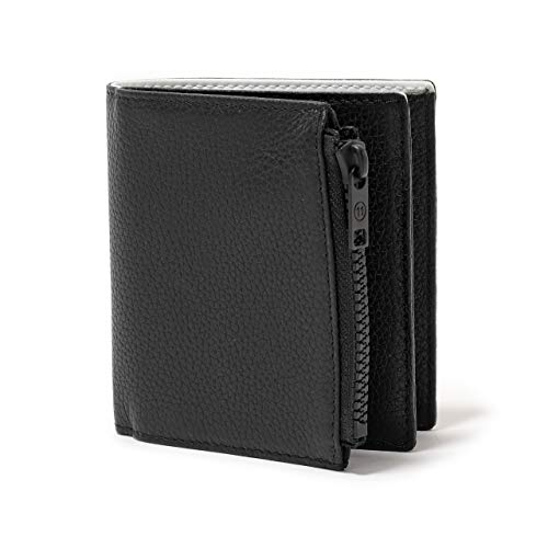 MAISON MARGIELA メゾンマルジェラ 11 S35UI0438 P0396 レザー 二つ折り財布 ミニ財布 豆財布 T8013 メンズ / [並行輸入品]