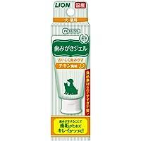 ペットキッス (PETKISS) 歯みがきジェル チキン風味 ペット用 40g