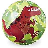 Crocodile Creek T - Rex Playball、ライムグリーン、6