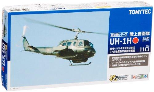 技MIX 技HC110 陸自 UH-1H 立川