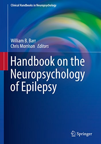 Handbook on the Neuropsychology of Epilepsy (Clinical Handbooks in Neuropsychology) (English Edition)
