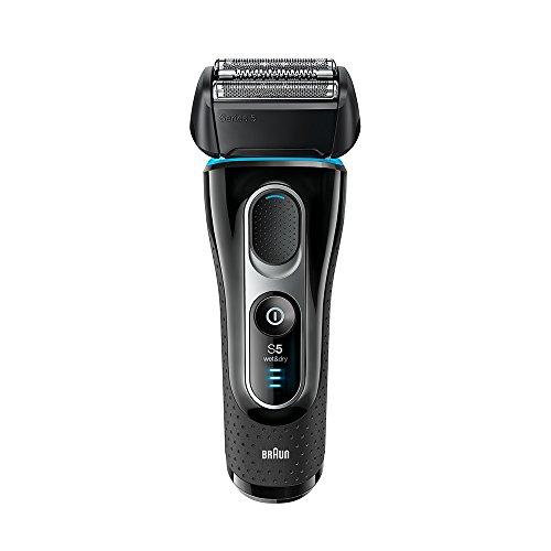 ブラウン シリーズ5 メンズ電気シェーバー 5147s 4カットシステム 水洗い/お風呂剃り可