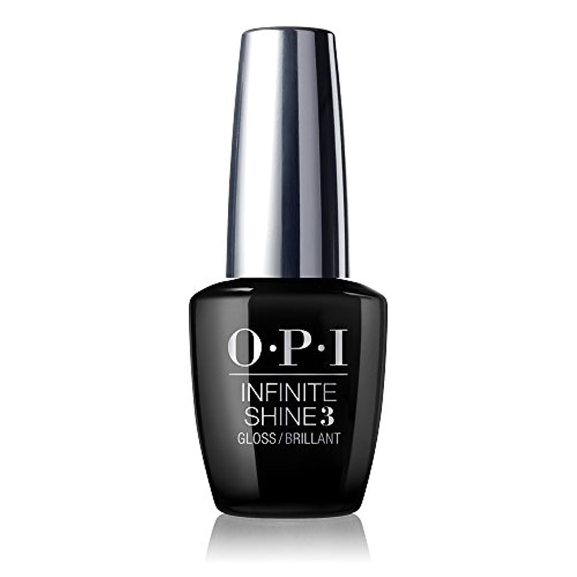 慣習完璧月曜OPI(オーピーアイ) インフィニット シャイン プロステイ グロス トップコート