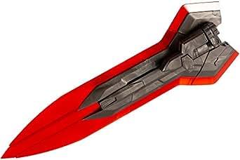 M.S.G モデリングサポートグッズ ヘヴィウェポンユニット05EX メガスラッシュエッジ Special Edition【CRYSTAL RED】 全高約155mm NONスケール プラモデル