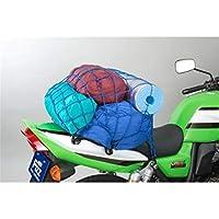 日用品 バイク用品 ツーリングネットV ブルー LL/60L