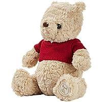 Harrods (ハロッズ) × Disney (ディズニー) くまのプーさん ぬいぐるみ テディベア Winnie the Pooh 24cm [並行輸入品]
