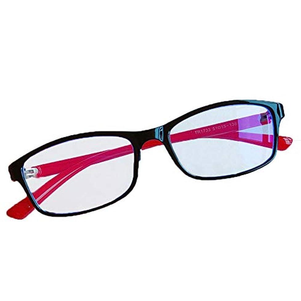 男の子と女の子のアンチブルーレイメガネ、携帯電話コンピュータテレビを見るゲームをする、子供用フルフレーム放射メガネ、近視メガネを防ぐ、UV保護ゴーグル光学ガラス