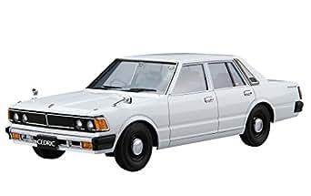 青島文化教材社 1/24 ザ・モデルカーシリーズ No.43 ニッサン 430 セドリック/グロリアセダン 200Standard 1979 プラモデル