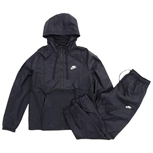 [ナイキ] NIKE セットアップ メンズ ウーブン フーディ トラックスーツ ジャケット アンド パンツ