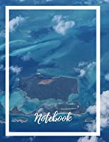 Composition Notebook: Lined Notebook Journal Paperback – Archipelago – 120 Ruled Pages – Large (8.5 x 11 inches) – Back To School – Kids – Teens - Adult – Authors – Workbook – Diary – Planner – Composition - Songwriting