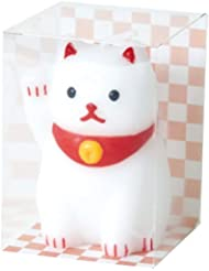 カメヤマキャンドルハウス 福びよりキャンドル 招き猫