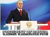 ウラジーミル・プーチン ロシア連邦 首相 1/6 フィギュア