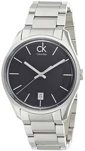 [カルバンクライン]CALVIN KLEIN 腕時計 Masculiney(マスキュリン) Gent(ジェント) K2H21104 メンズ 【正規輸入品】
