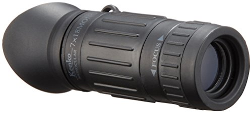 Kenko 単眼鏡 7×18 7倍 18口径 対物フォーカスタイプ 軽量・コンパクト 100882