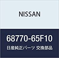 NISSAN (日産) 純正部品 ダクト アッセンブリー ベンチレーター RH シルビア 品番68770-65F10