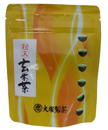 大塚製茶 粉末玄米茶 80g
