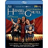 エンゲルベルト・フンパーディンク:歌劇「ヘンゼルとグレーテル」[Blu-ray]