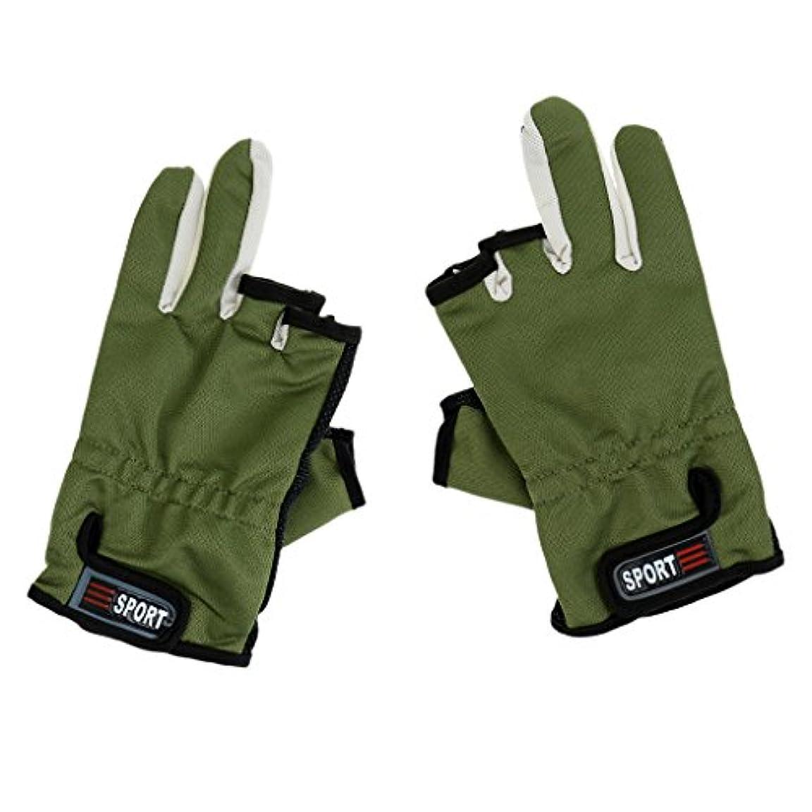 まともなスリルアトラスPerfk グローブ 手袋 釣り 滑り止め 通気性 3ローカット 調整可能 手守り 保護 フィンガー 全5色選ぶ