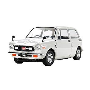 タミヤ 1/18 チャレンジャーシリーズ No.10 Honda N III 360 プラモデル 10010