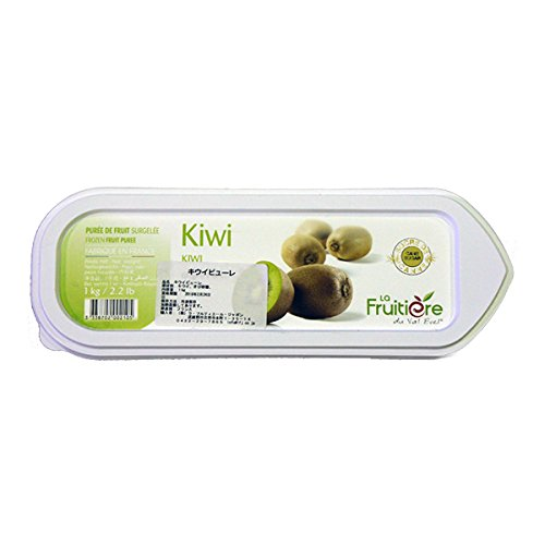 ラ・フルティエール キウイピューレ 1kg 冷凍