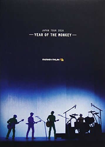 [画像:YEAR OF THE MONKEY [DVD]]
