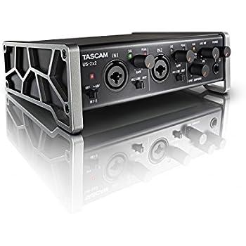 TASCAM オーディオ/MIDIインターフェース US-2X2-SN