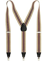 suspenders braces ACCESSORY メンズ