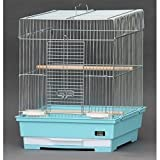 GB バードゲージ 325手乗り ブルー 小鳥用カゴ