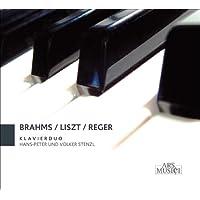 Brahms/Liszt/Reger